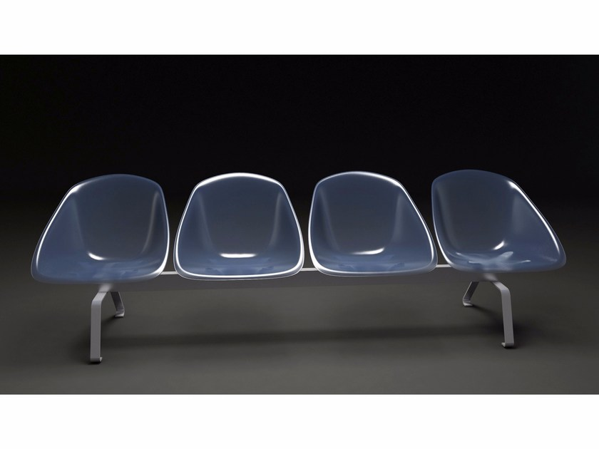 Methacrylate beam seating MAIL | Beam seating - Paolo Castelli