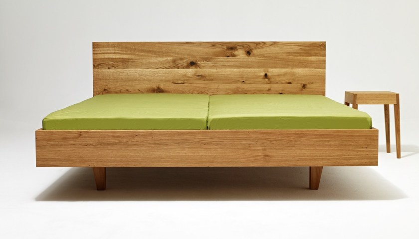 Wooden bed MAMMA | Wooden bed - sixay furniture