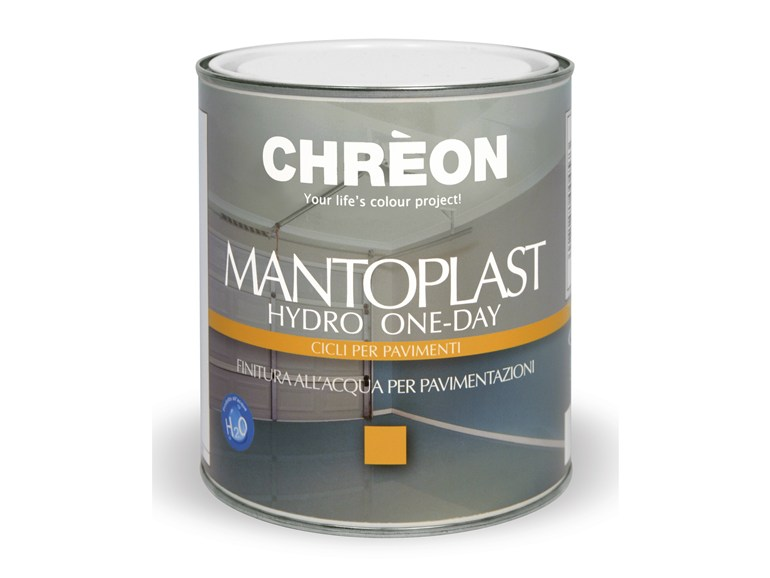 Flooring protection MANTOPLAST HYDRO ONE-DAY - Chrèon Lechler