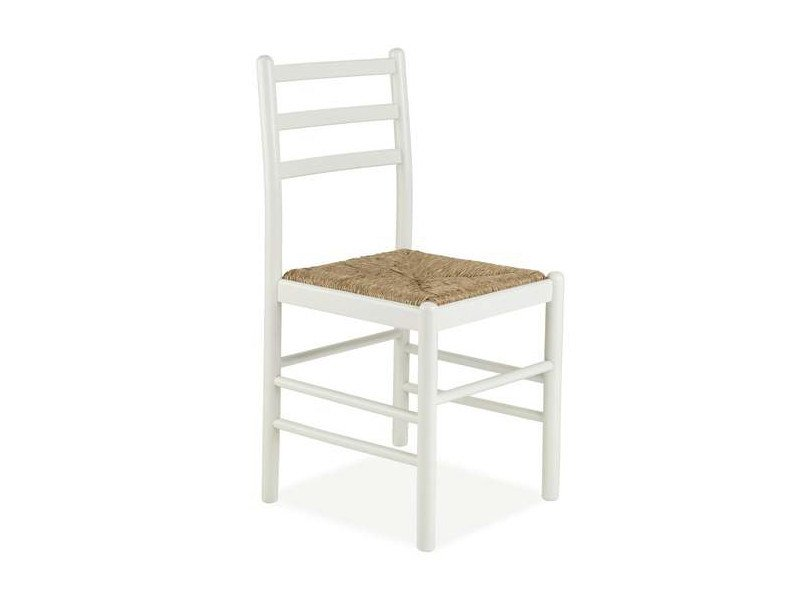 Lacquered wooden chair MARANTA | Chair - CREO Kitchens by Lube