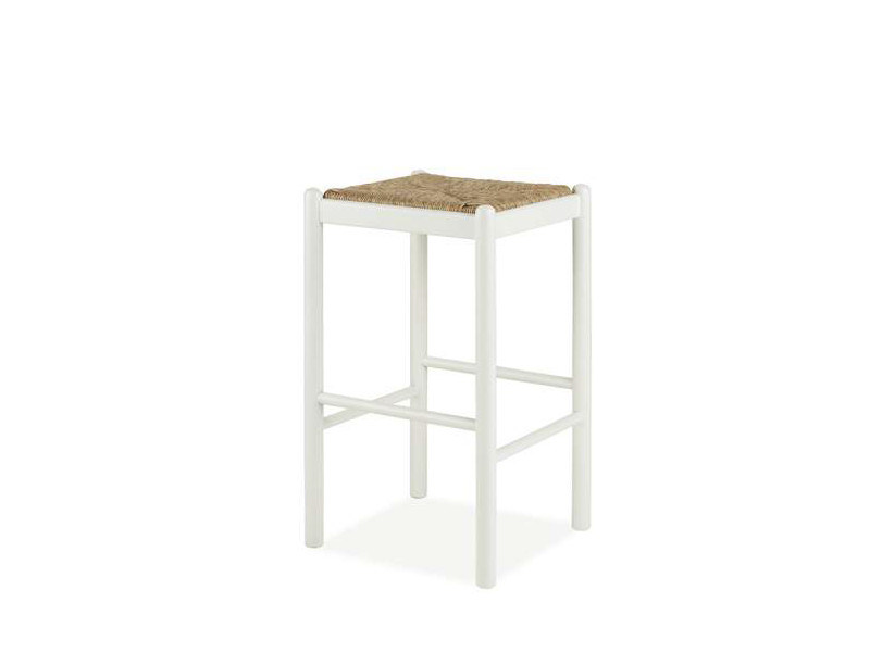 High stool with footrest MARANTA | Stool - CREO Kitchens by Lube