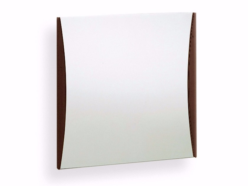 Square wall-mounted mirror MARDÌ - Calligaris