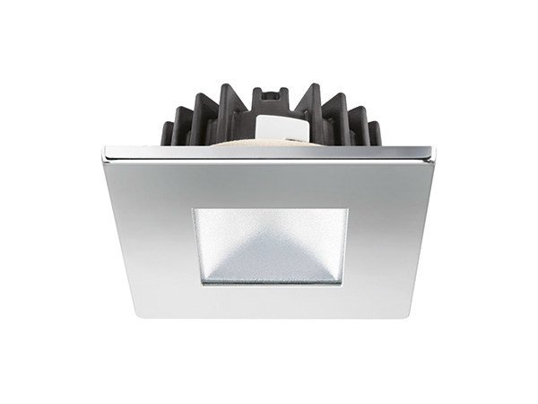 LED ceiling recessed stainless steel spotlight MARINA XP HP 6W - Quicklighting