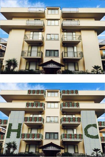 Giardino verticale per esterno marinelli system fils for Marinelli arredo urbano