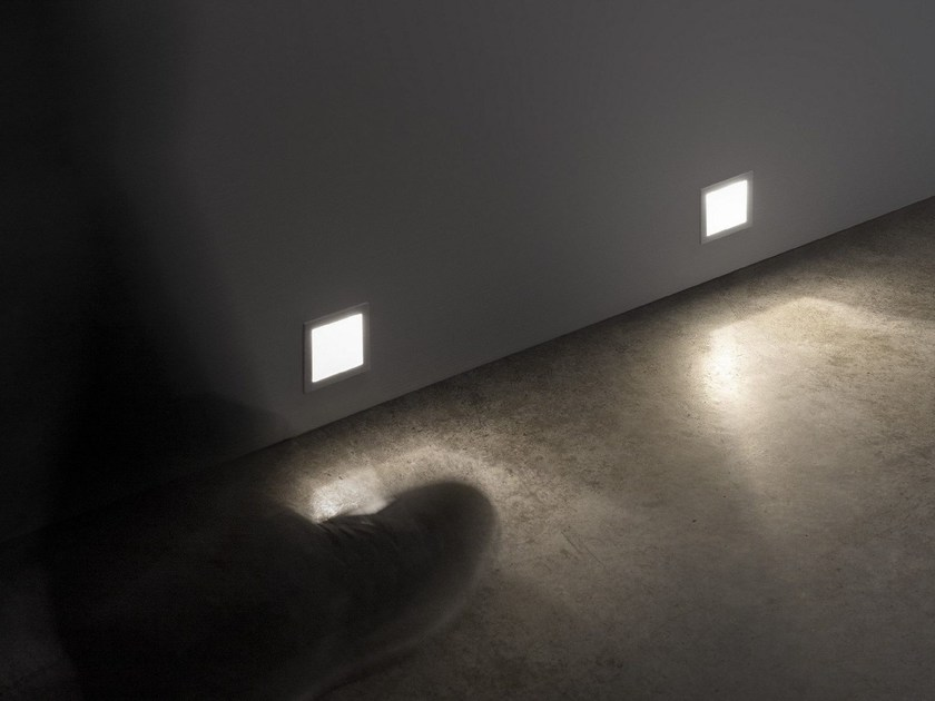 Wall-mounted steplight MARKER - Olev by CLM Illuminazione