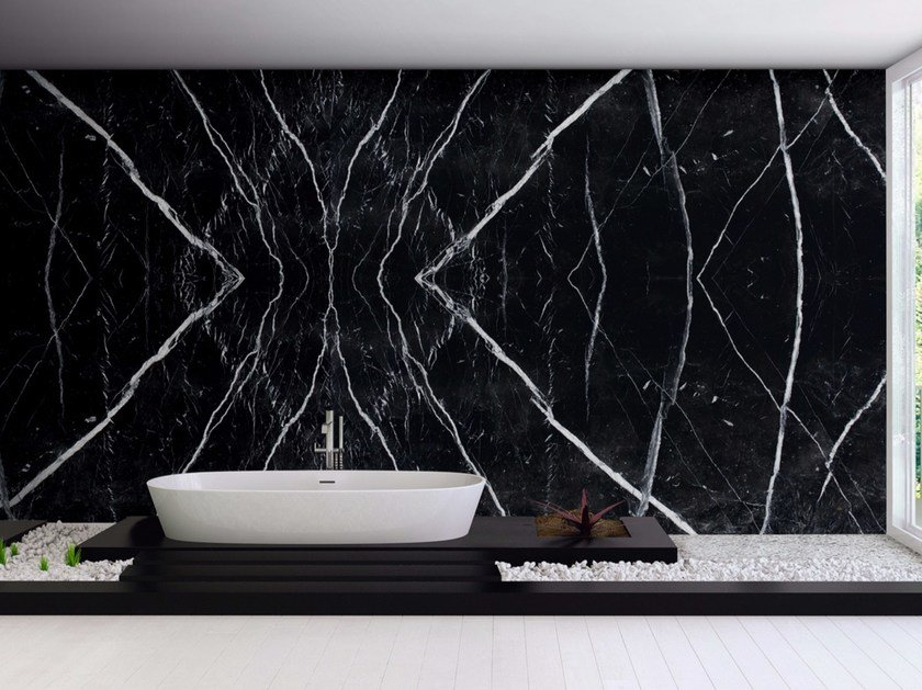 Marble wall tiles MARKINA by Levantina