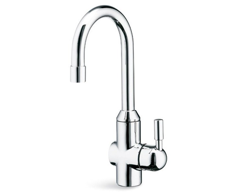 1 hole kitchen tap with swivel spout MARVEL | Kitchen tap by newform