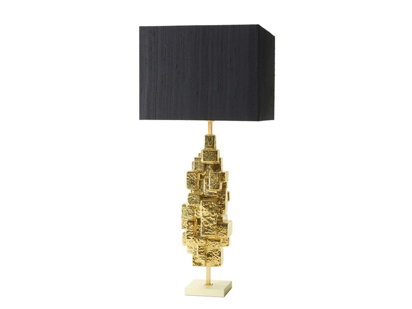 Ceramic table lamp MARVIN   Table lamp by MARIONI