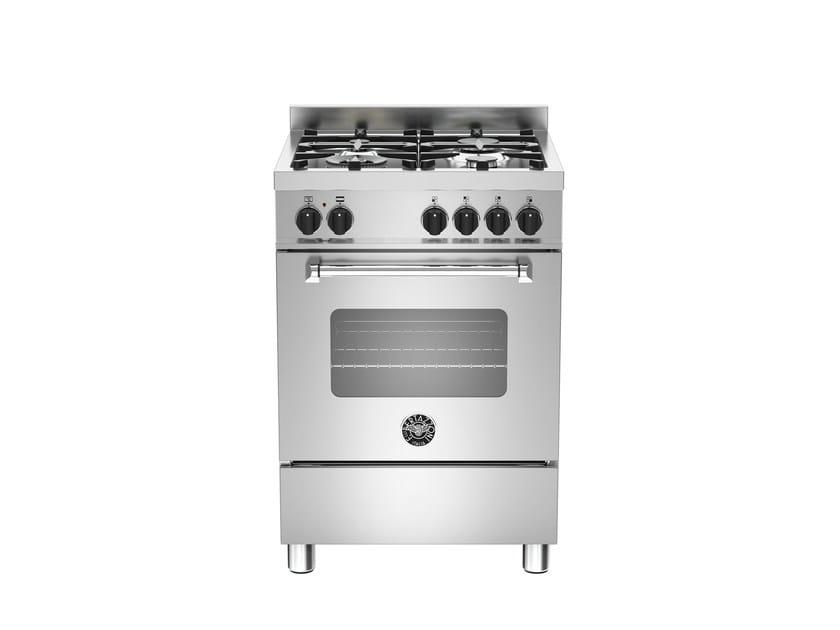 Professional cooker MASTER - MAS60 4 GEV S XE - Bertazzoni