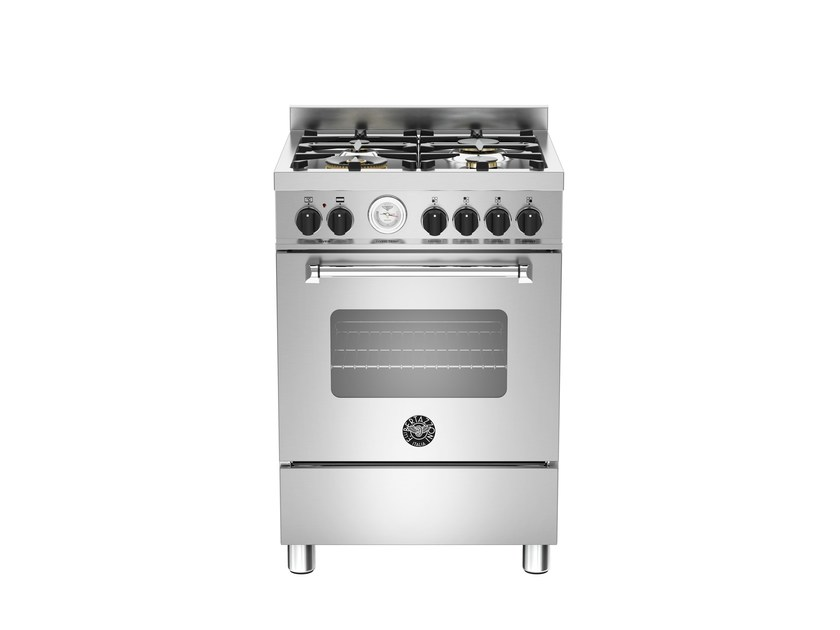 Professional cooker MASTER - MAS60 4 MFE S by Bertazzoni