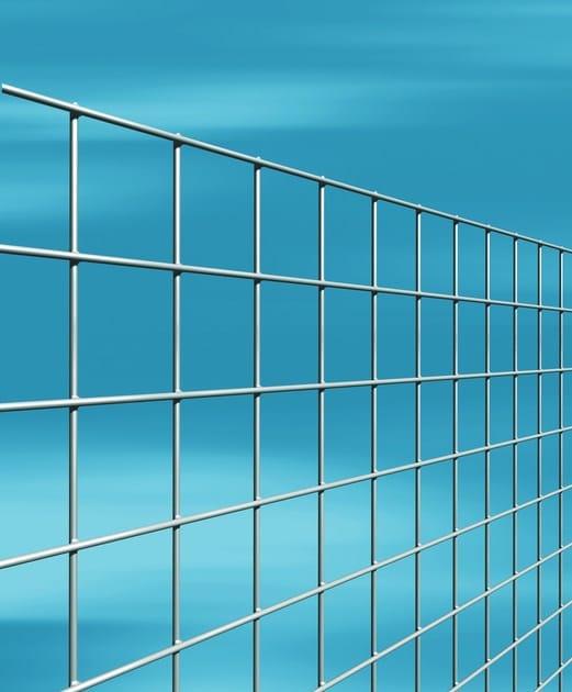 Recinzione plastificata in rete elettrosaldata masterfort for Finestre velux orizzontali