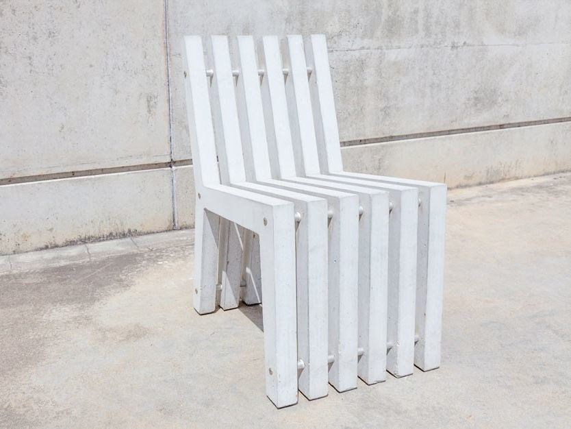 Outdoor chair MASTERLAYER | Outdoor chair - SIT