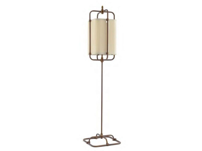Indirect light fabric floor lamp MATAIVA - Aldo Bernardi