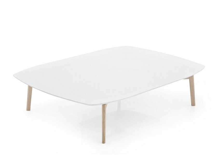 Low ash coffee table MATCH | Coffee table - Calligaris