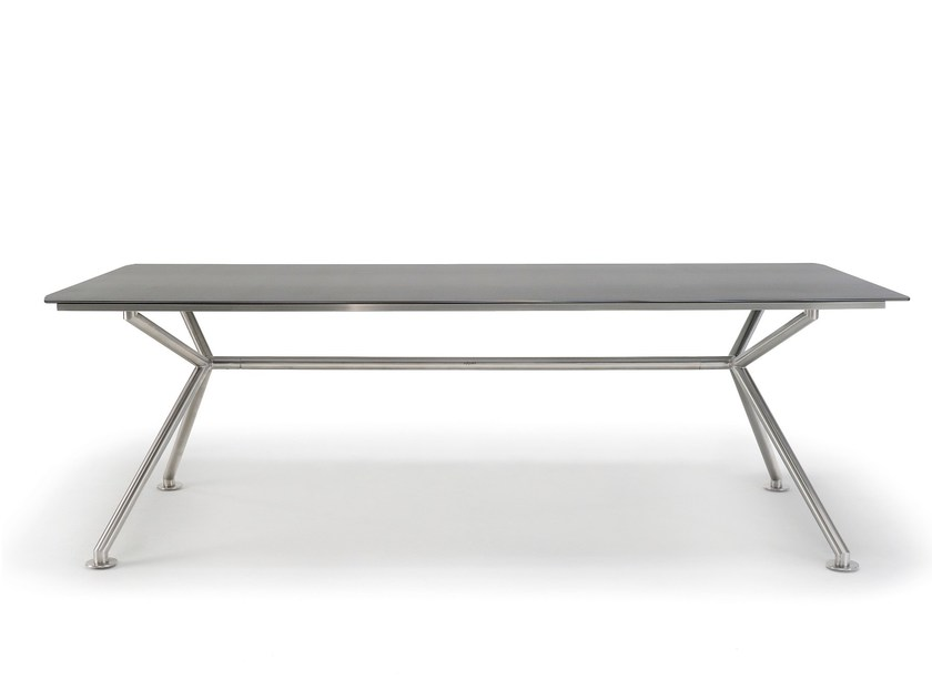 Rectangular dining table MATRIX - solpuri