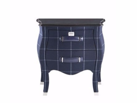 Wool bedside table MATTHEW | Bedside table - Gianfranco Ferré Home