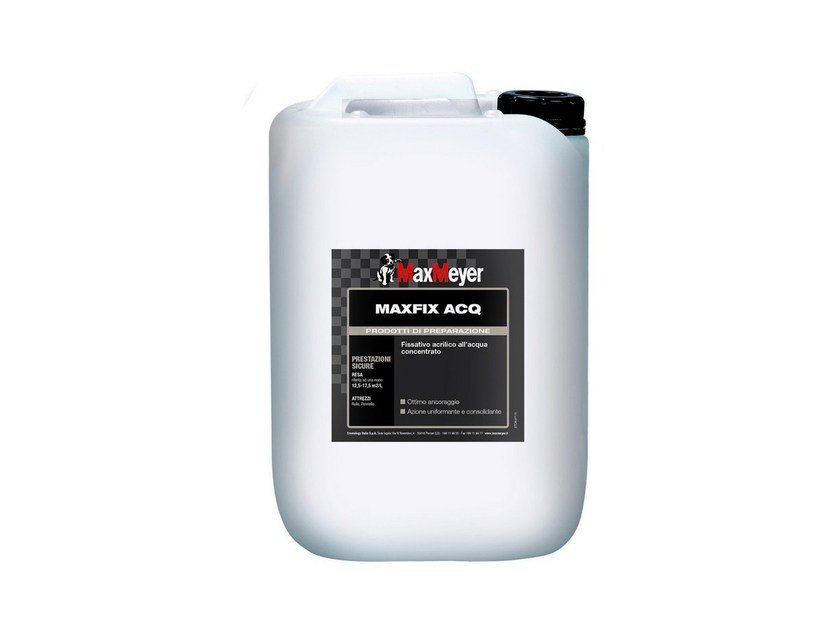 Base coat and impregnating compound for paint and varnish MAXFIX ACQ by MaxMeyer