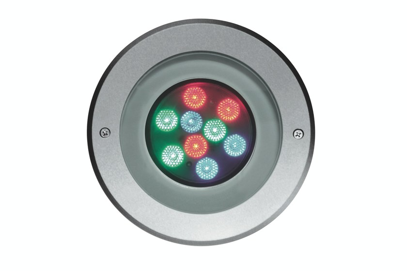 RGB LED underwater lamp MAXIEGO F.4912 by Francesconi & C.