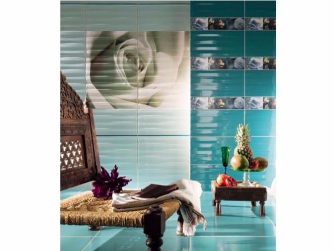 Indoor wall/floor tiles MAXIMA AZURE by tubadzin