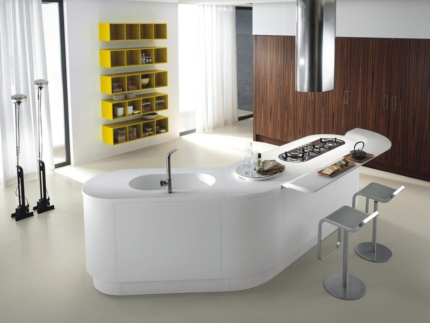 Fitted kitchen MAXIMA by Composit