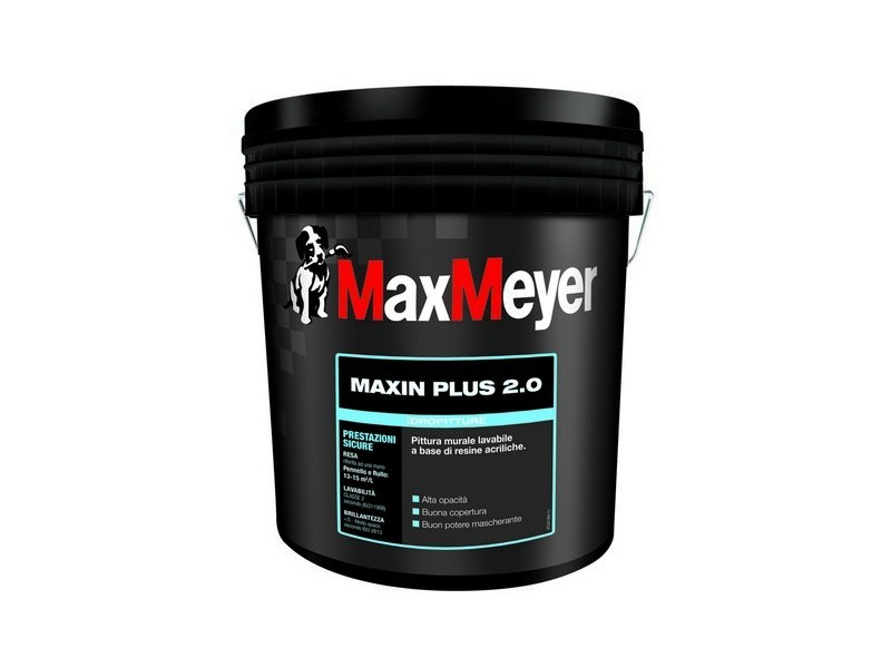 Washable water-based paint MAXIN PLUS 2.0 by MaxMeyer