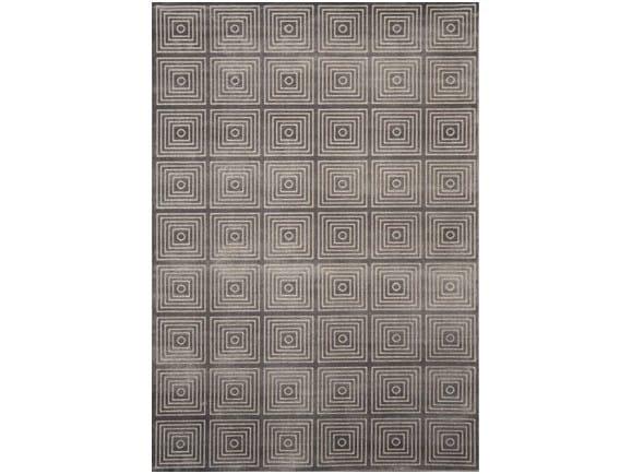Rectangular viscose rug MAYA - Sirecom Tappeti