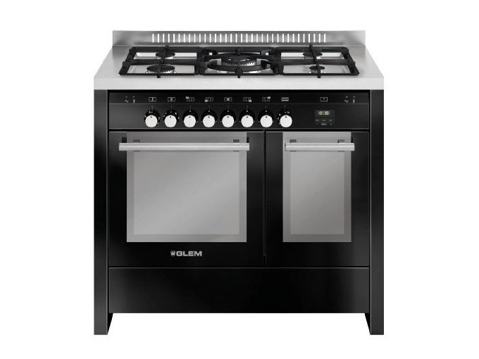 Steel cooker MD112CBL | Cooker - Glem Gas