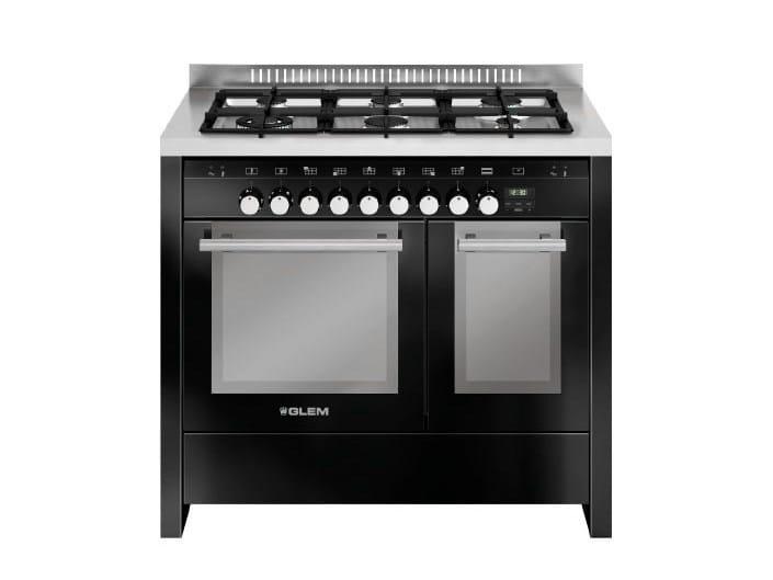 Steel cooker MD122CBL | Cooker - Glem Gas