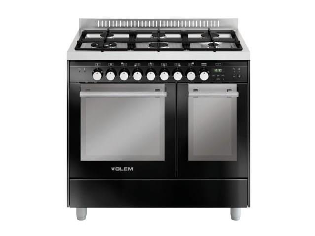 Steel cooker MD922CBL | Cooker - Glem Gas