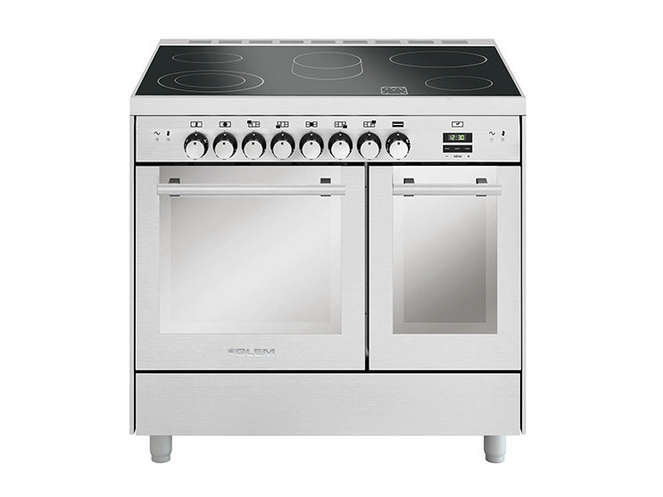 Steel cooker MD924CI | Cooker by Glem Gas