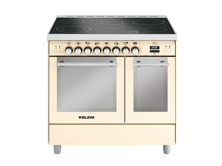 Steel cooker MD924CIV | Cooker - Glem Gas