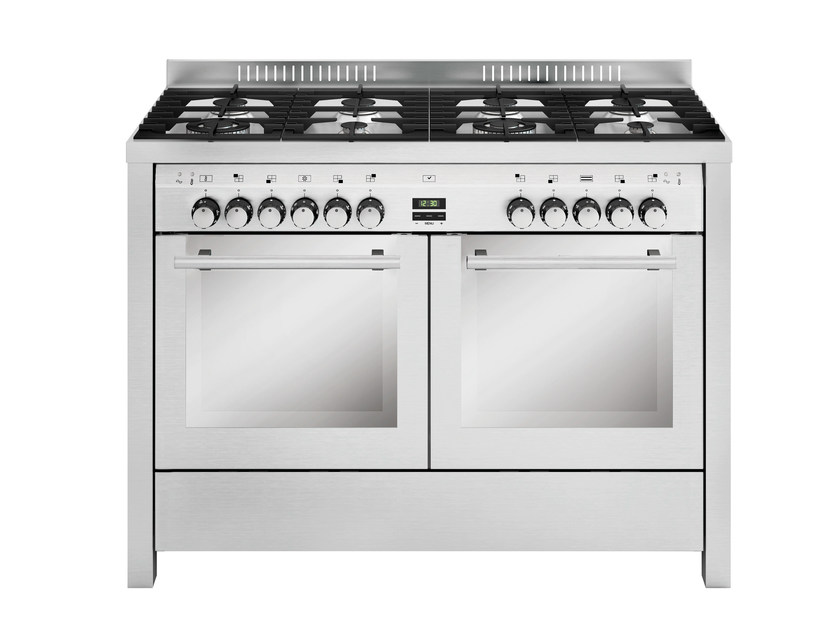 Steel cooker MDW80CI | Cooker - Glem Gas