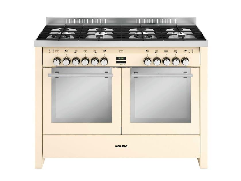 Steel cooker MDW80CIV   Cooker - Glem Gas