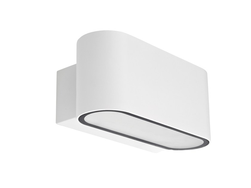 LED aluminium Wall Lamp MEDA - LED BCN Lighting Solutions
