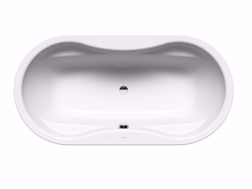 vasca da bagno a 2 posti ovale mega duo oval kaldewei italia. Black Bedroom Furniture Sets. Home Design Ideas