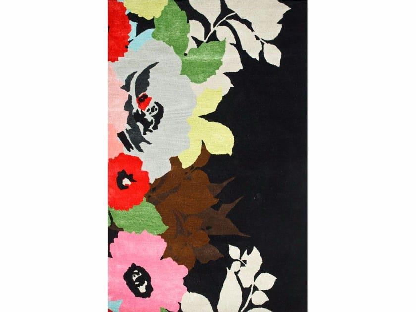 Rug with floral pattern MEGA FLORAL - Jaipur Rugs