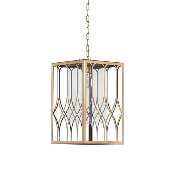 Direct light glass and iron pendant lamp MEGAN - Gianfranco Ferré Home