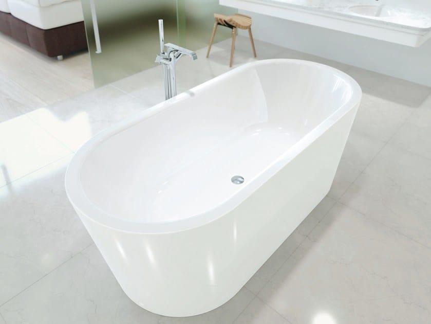 Vasca da bagno centro stanza ovale MEISTERSTÜCK CLASSIC DUO OVAL ...