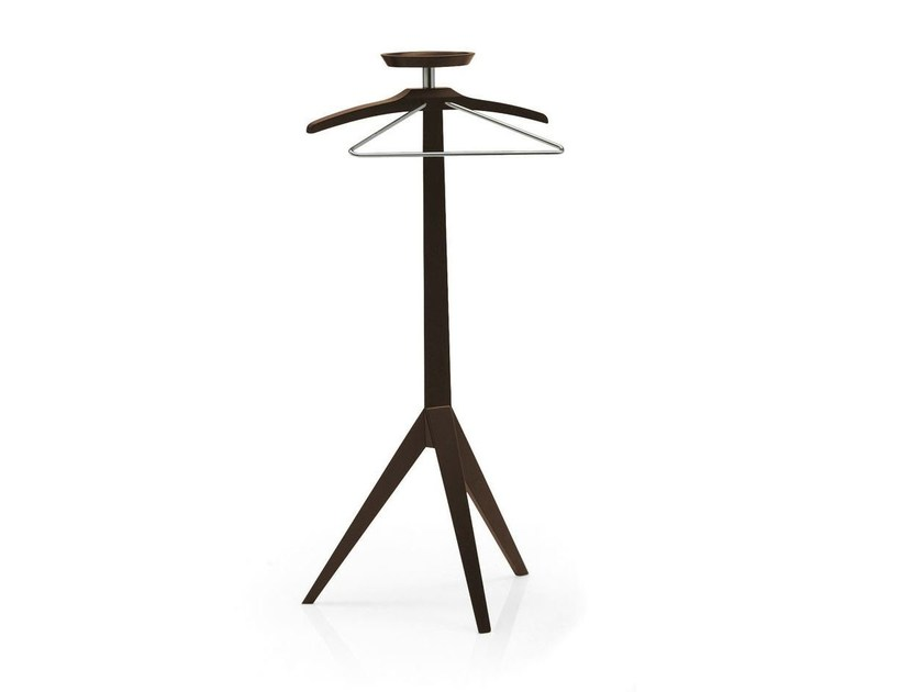 Wooden valet stand MEMORABILIA | Valet stand by Calligaris