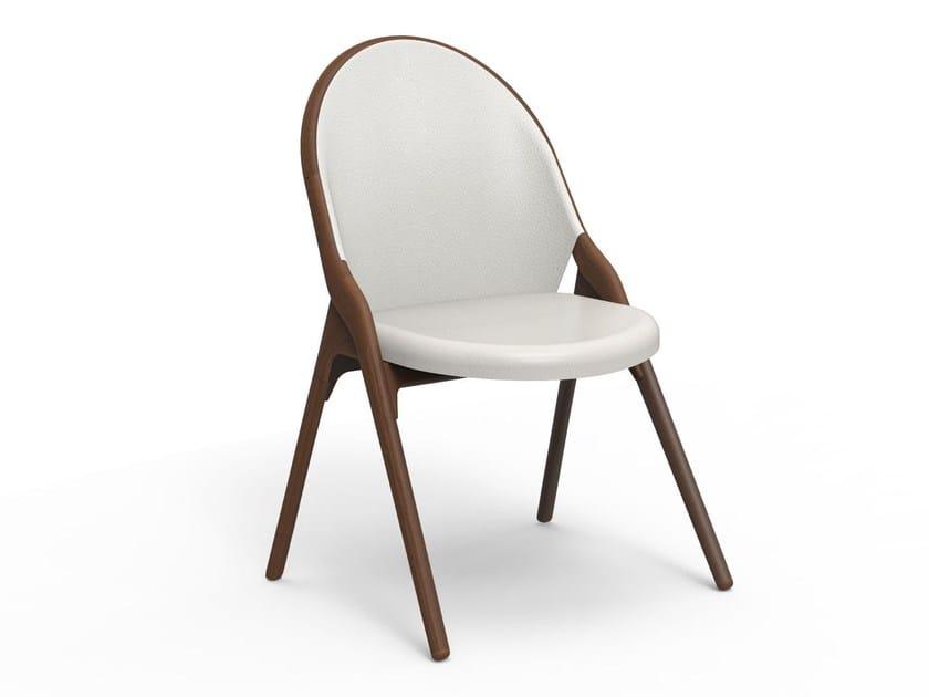 sedia in legno memory perrouin sieges. Black Bedroom Furniture Sets. Home Design Ideas