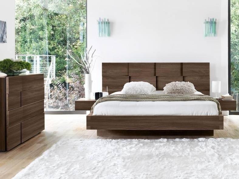 Oak bedroom set MERVENT   Bedroom set by GAUTIER FRANCE