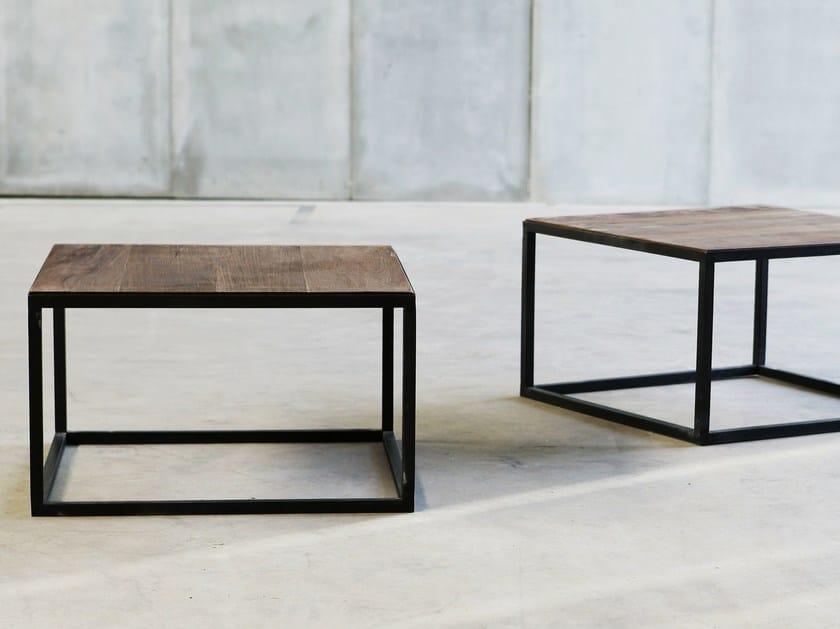 Teak coffee table MESA | Coffee table - Heerenhuis