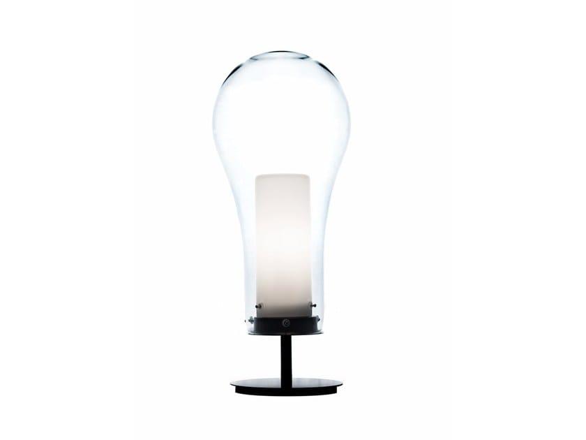 Glass table lamp METAFISICA | Table lamp - Produzione Privata