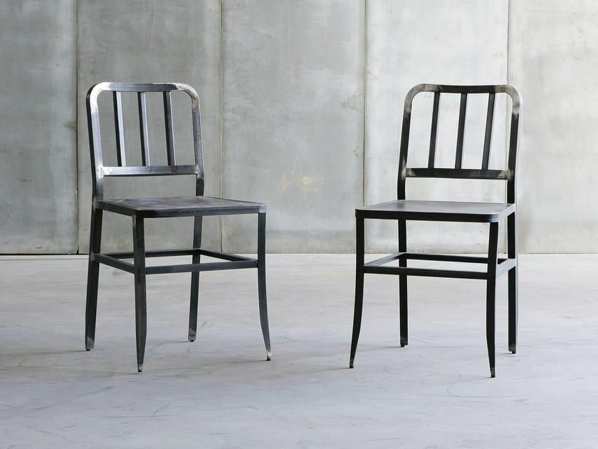 Metal chair METAL CHAIR   Chair - Heerenhuis