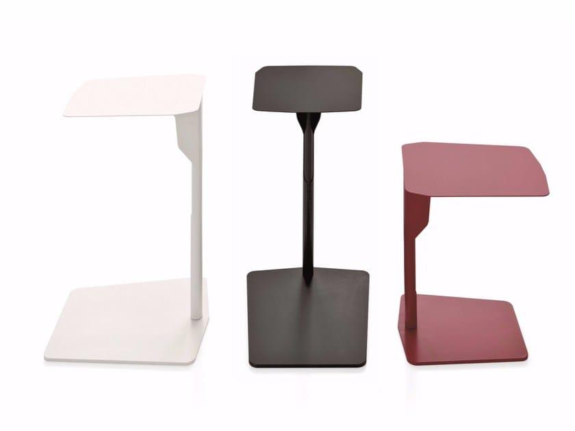 Side table METAL TABLE | Side table - Emmegi