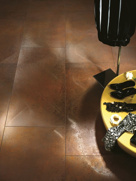 Wall/floor tiles METALGLOSS VINTAGE - CERAMICA FONDOVALLE