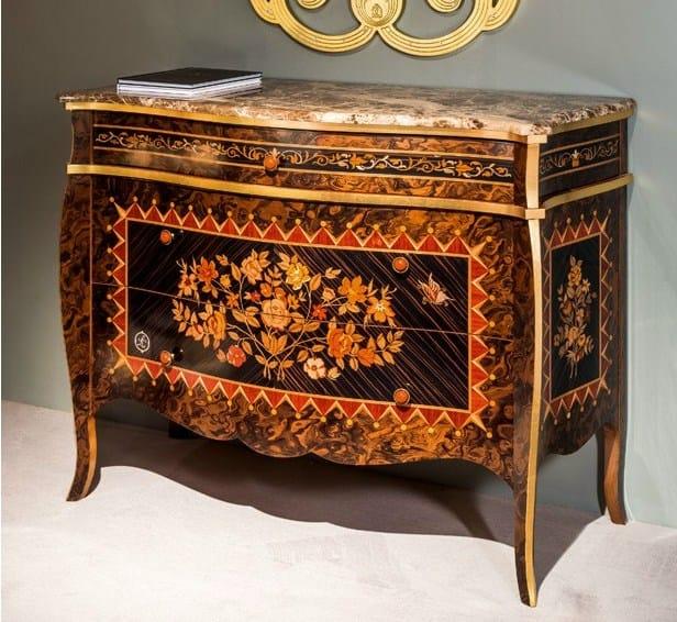 Classic style wooden dresser METAMORFOSI | Dresser - Carpanelli Classic