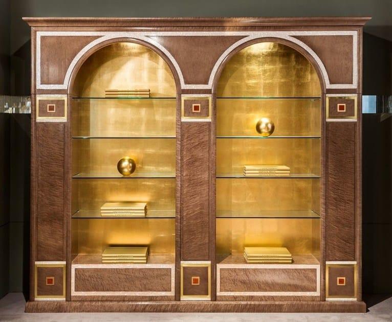 Classic style wooden bookcase METAMORFOSI | Bookcase - Carpanelli Classic