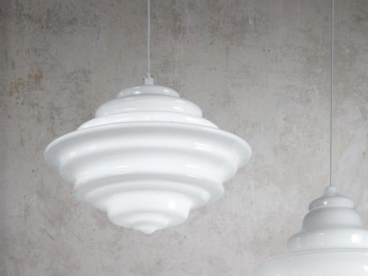 Blown glass pendant lamp METROPOLITAN OPERA - Lasvit