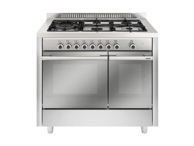 Steel cooker MF1644CI | Cooker - Glem Gas